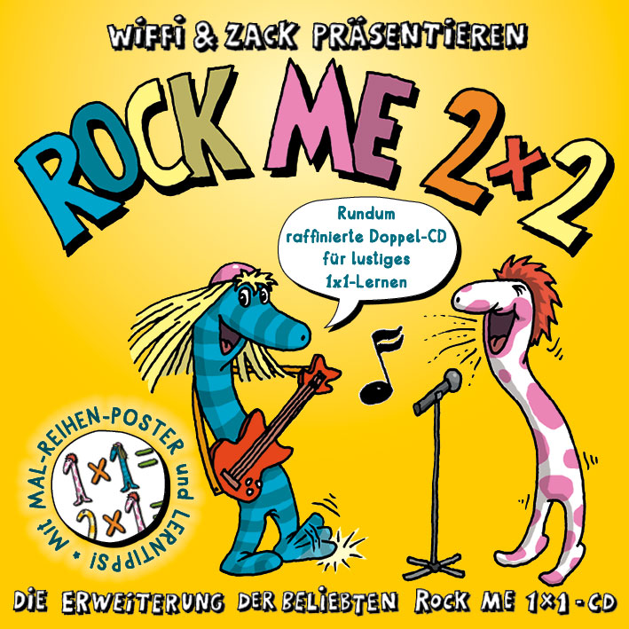 CD Cover rock me 2x2
